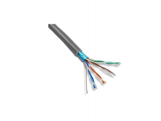 Кабель Proconnect FTP кат 5e 4 пары 305м 01-0152 разъем proconnect tv 05 2031 7