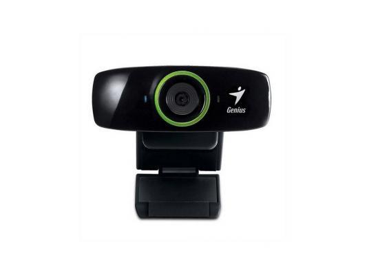 Веб-Камера Genius FaceCam 2020 без микрофона черный
