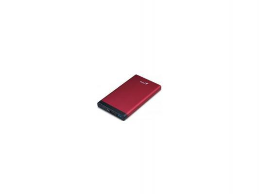 Мобильный аккумулятор Genius для планшетных компьютеров ECO-U1027 10000mAh красный 39800013102