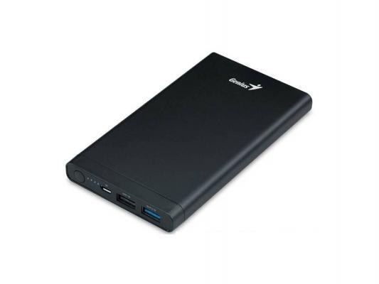 Мобильный аккумулятор Genius для планшетных компьютеров ECO-U1027 10000mAh черный 39800013103