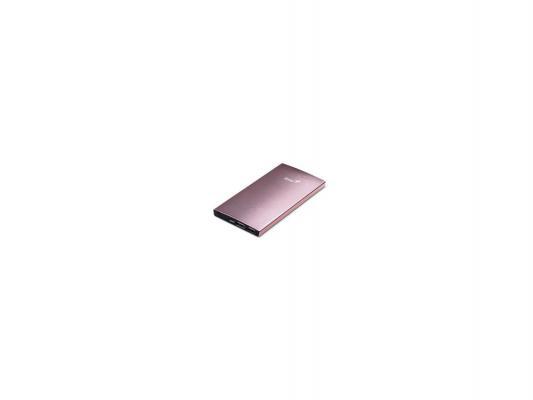 Мобильный аккумулятор Genius для планшетных компьютеров ECO-U828 8000mAh розовый 39800010103