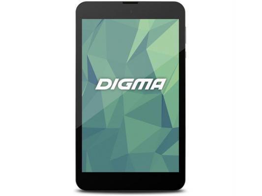 "Планшет Digma Platina 8.1 NS8001QL 4G 16Gb 8"" 1280x800 MSM8926 1.6GHz 1Gb 3G WiFi BT Android4.4 темно-серый 888308"
