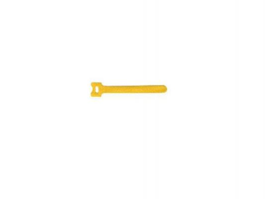 Хомут-липучка Hyperline WAS-210-YL 210мм желтый