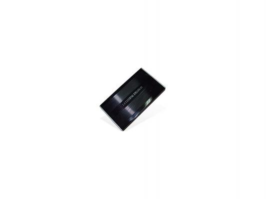 """Внешний контейнер для HDD 2.5"""" SATA USB 2.0 алюминий"""