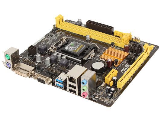 Материнская плата ASUS H81M-R/C/SI S1150 Intel H81 2xDDR3 1xPCI-E 16x mATX Retail материнская плата asus h81m2 c si h81 socket 1150 2xddr3 2xsata3 1xpci e16x 4xusb3 0 2xdvi glan matx oem