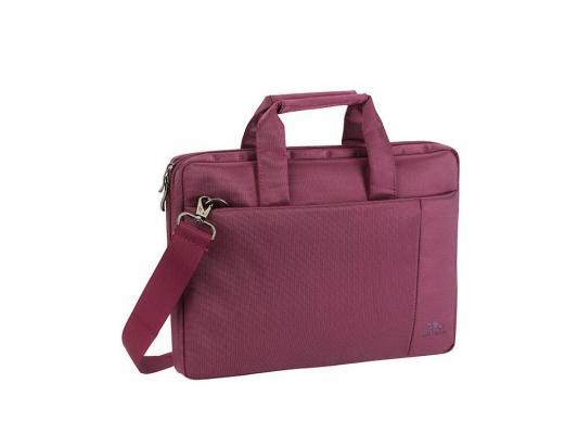 Сумка для ноутбука 10 Riva 8211 полиэстер пурпурный сумка для dslr камер riva 7228 black red