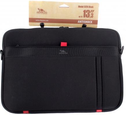 купить Сумка для ноутбука MacBook Pro 13 Riva 5120 полиэстер черный онлайн