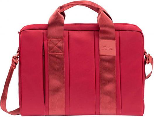Сумка для ноутбука 15 Riva 8830 полиэстер красный сумка rivacase riva case 8830