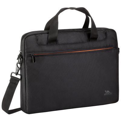 Сумка для ноутбука 15 Riva 8033 полиэстер черный сумка для ноутбука 10 riva 8010 полиэстер черный