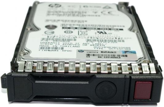 Жесткий диск 2.5 300Gb 15000rpm HP SAS 759208-B21 жесткий диск серверный hp 872475 b21 300gb 872475 b21