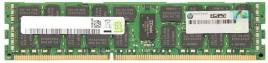 Оперативная память 8Gb (1x8Gb) PC3-14900 1866MHz DDR3 DIMM ECC Buffered CL13 HP 731761-B21 fantastic beasts and where to find them magical movie handbook