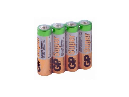 Батарейки GP 15ARS-2SB4 AA 4 шт