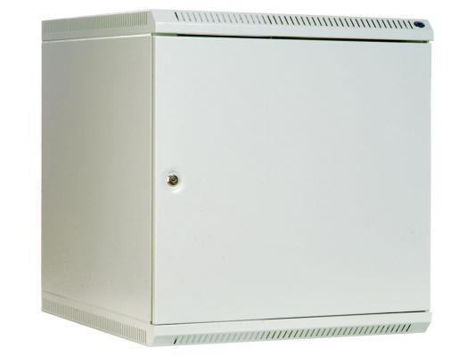 Шкаф телекоммуникационный настенный разборный 9U (600х520) дверь металл ШРН-М-9.500.1