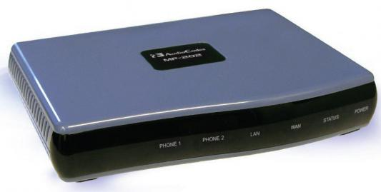 Шлюз VoIP AudioCodes Mediapack 202 2xFXS 2xEthernet MP202B/2S/SIP