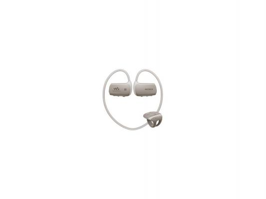 Плеер Sony NWZ-WS613 4Гб белый + колонки и наушники