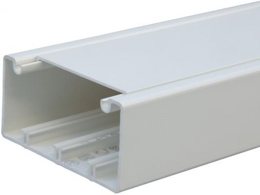 Кабель-канал DLP LEGRAND 50х105 1 секция 2м белый 10429