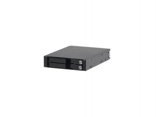 Серверный корпус 1U Procase T2-012-SATA3-BK Без БП чёрный