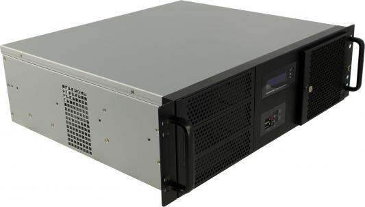 Корпус 3U Procase GM338-B-0 Без БП чёрный