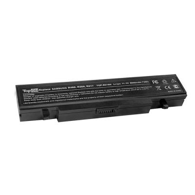 Аккумуляторная батарея TopON TOP-R519H 6600мАч для ноутбуков Samsung R425 R428 R430 R468 R470 R478 R480 R505 R507 R510 R517 R519 R522 R528 R730 RV410 RV440 RV510 RF511 RF711 аккумулятор zip 11 1v 4400mah 432076 для samsung r420 r510 r580 r530 r780 q320 r519 r522