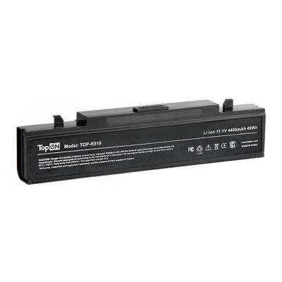 Аккумуляторная батарея TopON TOP-R519 6600мАч для ноутбуков Samsung R418 R425 R428 R430 R468 R470 R480 R505 R507 R510 R517 R519 R520 R525 R580 R730 RV410 RV440 RV510 RF511 RF711 laptop motherboard fit for samsung r540 r538 r580 notebook motherboard hm55 ba41 01286a ba92 06623a ba92 06966a