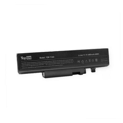 Аккумуляторная батарея TopON TOP-Y460 4800мАч для ноутбуков Lenovo IdeaPad Y460A Y460AT Y560A Y560AT Y470 Y570 недорго, оригинальная цена