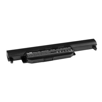 Аккумуляторная батарея TopON TOP-K55 4400мАч для ноутбуков Asus K45 K55 K75 K95 A45 A55 A75 A95 цена