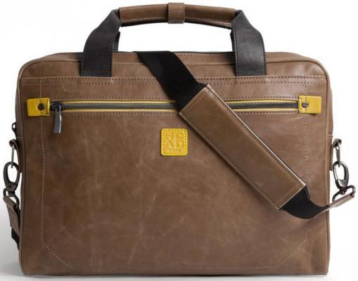 Сумка для ноутбука 16 Golla Matt полиуретан коричневый G1574
