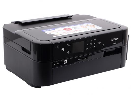 Принтер EPSON Фабрика печати L810 цветной A4 38ppm 5760x1440dpi USB C11CE32402