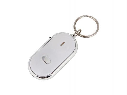 Брелок ORIENT KF-111 для поиска ключей встроенный светодиодный фонарик белый