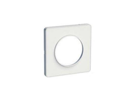 Рамка 1 пост белый ODACE / SCH-S52P802 / Рамка 1 пост белый ODACE