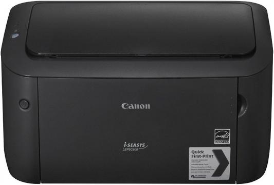 Принтер Canon I-SENSYS LBP6030B ч/б A4 18ppm 2400х600dpii USB 8468B006