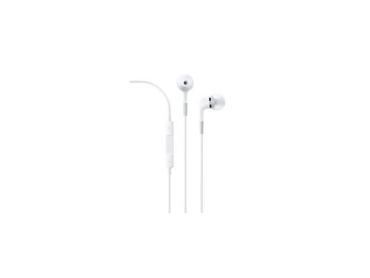 Наушники Apple In-ear Headphones with Remote and Mic ME186ZM/В наушники apple urbeats in ear headphones розовый mllh2ze a