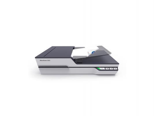 Сканер Mustek iDocScan S20 планшетный/протяжный A4 600x1200dpi 20ppm USB автоподатчик сканер mustek page express 2448 f
