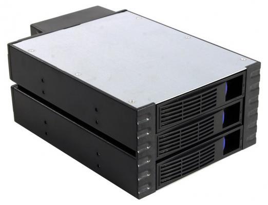 Серверный корпус Procase H3-203 SATA3 Hot-swap корзина 3 SATA3/SAS черный цены онлайн