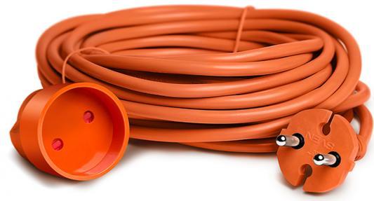 Удлинитель Sven Elongator 2G оранжевый 1 розетка 10 м