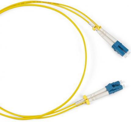 Патч-корд Hyperline FC-9-LC-LC-UPC-2M 2м патч корд vcom lc fc ups волоконно оптический шнур одномодовый simplex 3м vsu301 3m