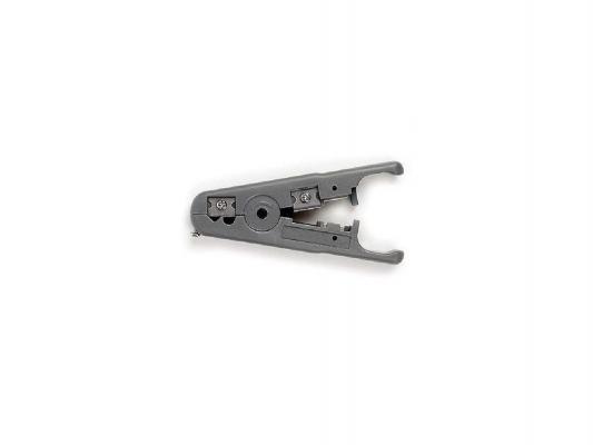 Инструмент Hyperline HT-S501A для зачистки и обрезки витой пары UTP STP телефонный кабель от 3.2 до 9мм le hai хайло ht g51 сеть stripper обнажая инструмент универсального инструмента для зачистки отрывного кабель телефонная линия провод