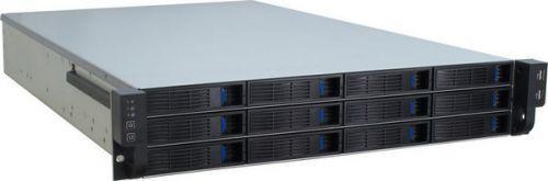 Серверный корпус 2U Procase ES212-SATA3-B-0 Без БП чёрный