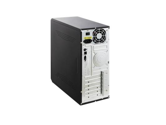 Корпус ATX Super Power Winard 3067 C 600 Вт чёрный серебристый