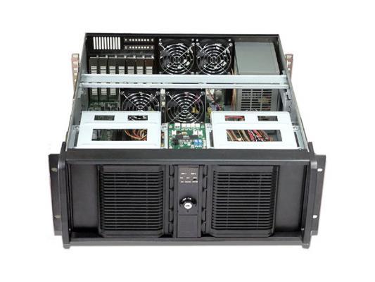 Серверный корпус 4U Procase EB400-B-0 Без БП чёрный