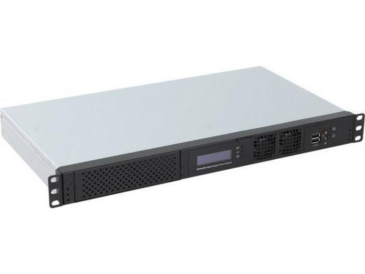 Серверный корпус Procase GM125D-B-0 черный 1U цена и фото