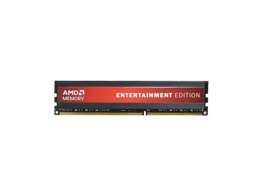 Оперативная память 8Gb PC3-12800 1600MHz DDR3 DIMM AMD R538G1601U2S-UO оперативная память 4gb pc3 12800 1600mhz ddr3 dimm amd cl11 r534g1601u1s uo