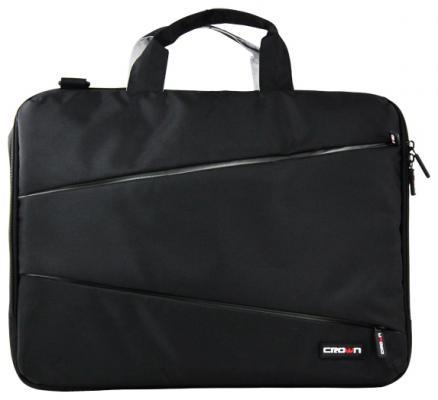 "Сумка для ноутбука 15.6"" Crown CMB-551 синтетика черный"