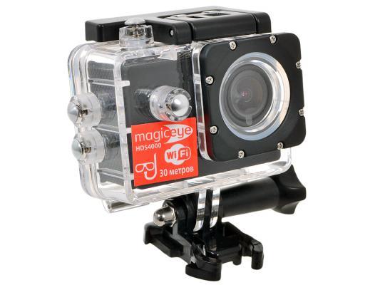 "Экшн-камера Gmini MagicEye HDS4000 1.5"" 1080p G-sensor Wi-Fi HDMI черный"