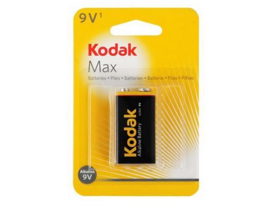 Батарейка KODAK MAX 6LR61-1BL 6LR61 1 шт a v кабель kodak m863 купить