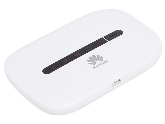 Модем 3G Huawei e5330BS-2 USB + Router белый unlocked huawei ec122 cdma cdma2000 evdo 3g usb modem