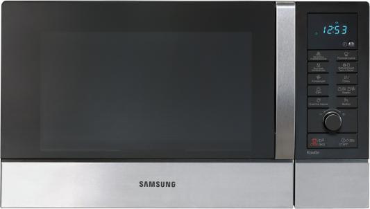 Микроволновая печь Samsung CE107MNSTR 28л 900Вт нержавеющая сталь