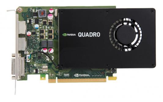 Видеокарта 4096Mb Dell Quadro K2200 PCI-E 128bit GDDR5 DVIx1 DPx2 OEM 490-BCGD видеокарта dell pci e 490 bcgc nv k620 2048mb ddr3 dvix1 dpx1 oem