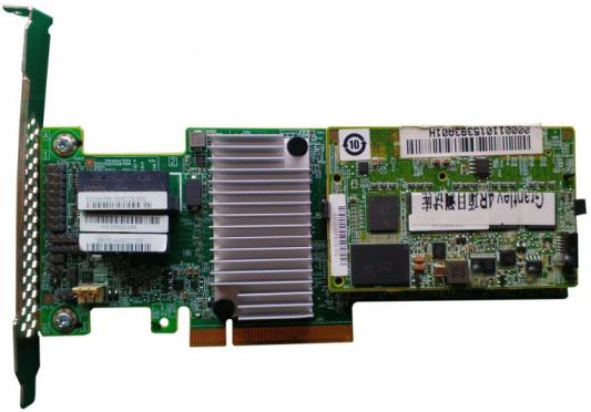 Модуль Lenovo ThinkServer RAID 720i 4GB Modular Flash and Supercapacitor Upgrade 4XB0F28698 контроллер lenovo thinkserver raid 700 67y2647