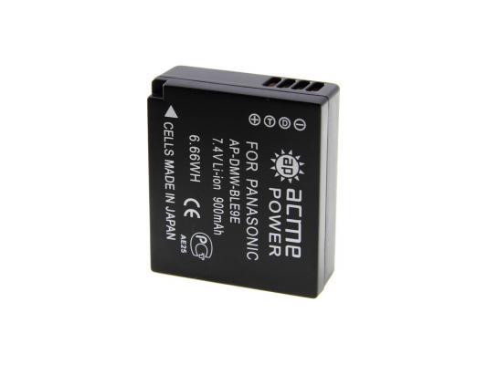 Аккумулятор AcmePower AP-BLE-9E для фотокамеры PANASONIC acmepower mf3020